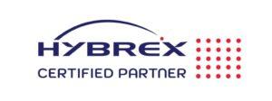 Hybrex Certified Partner logo 2021